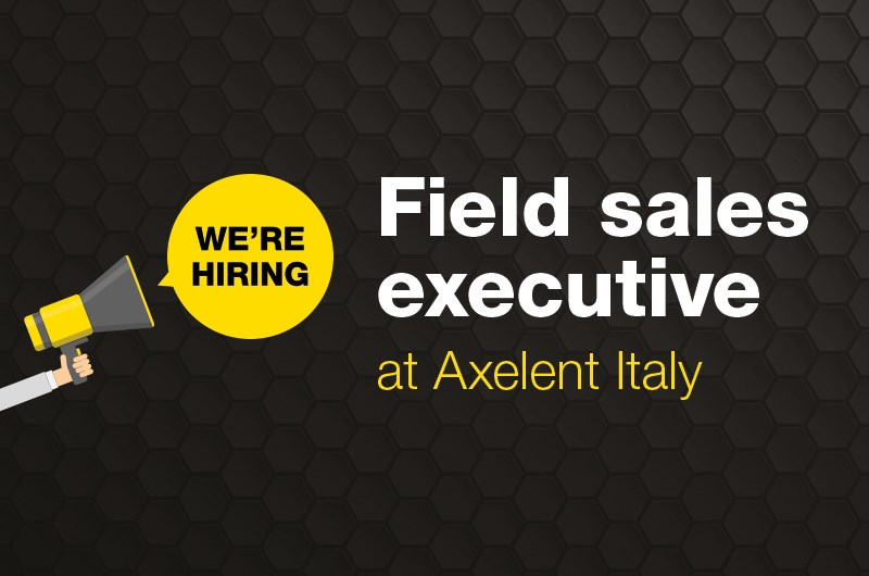 field sales executive italy 800x530