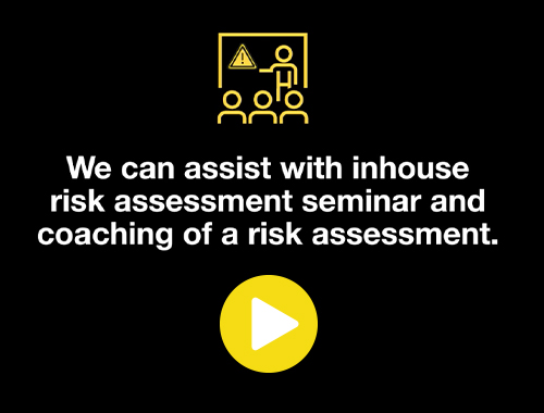 risk assessment machine safety